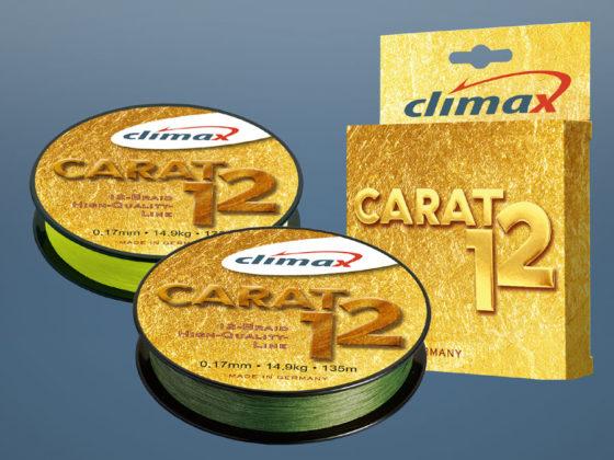 Spulen und Verpackung – climax CARAT 12