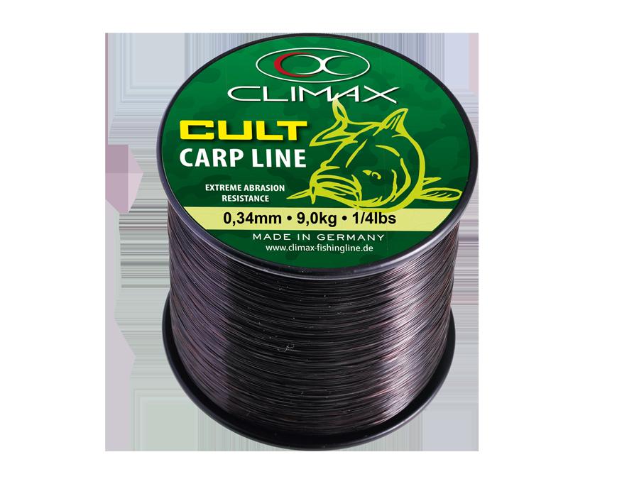 1,30 EUR Meter CLIMAX CULT CARP SNAKE BRAID Leadcore 10m 30lb silt