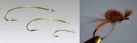 Climax Flyfishing Ausschluepferhaken, Haken und Ausschluepfer