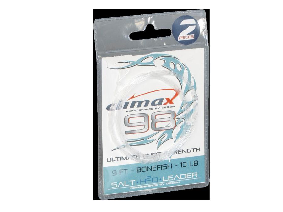 Climax Flyfishing Climax98 Bonefish Vorfach, Verpackung