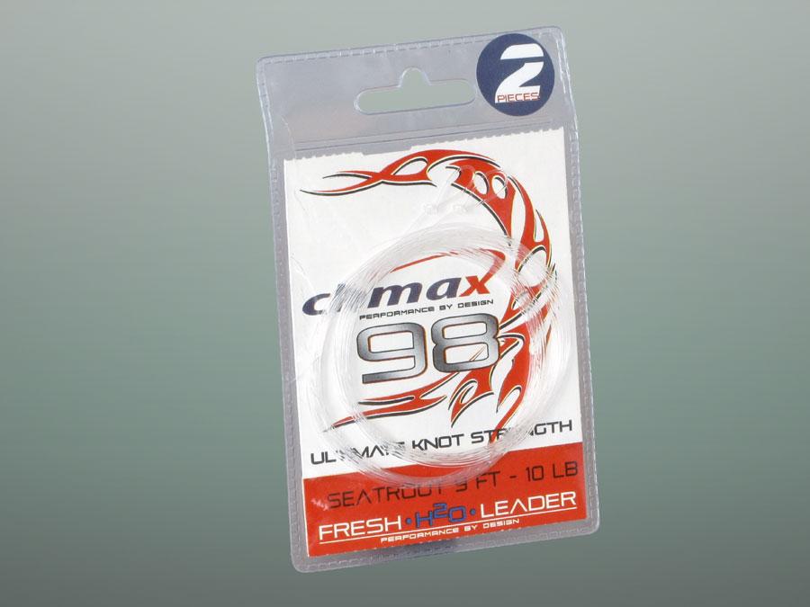 Climax Flyfishing Climax98 Meerforellen Vorfach, Verpackung