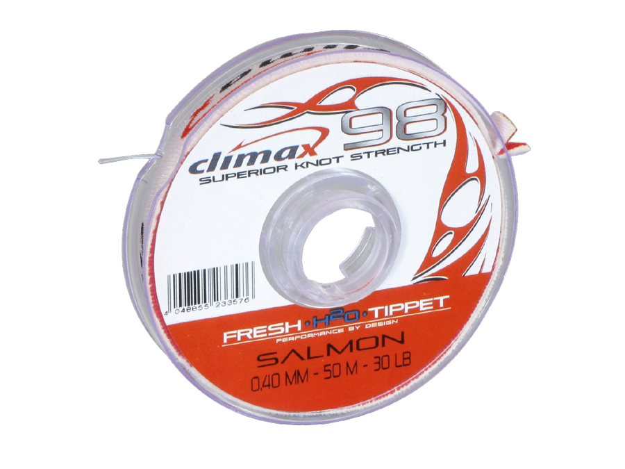 Climax Flyfishing Climax98 Salmon Tippet, Verpackung