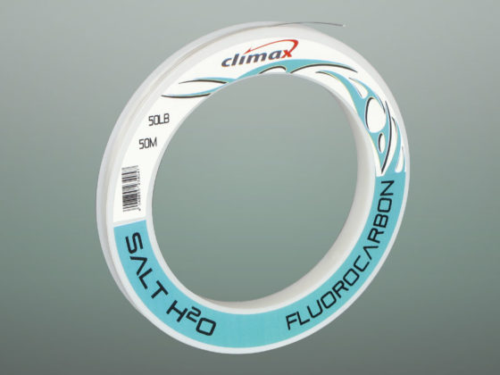 Climax Flyfishing Climax98 Saltwater Flourocarbon, Verpackung