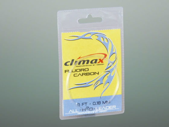 Climax Flyfishing Fluorcarbon Vorfach, Verpackung