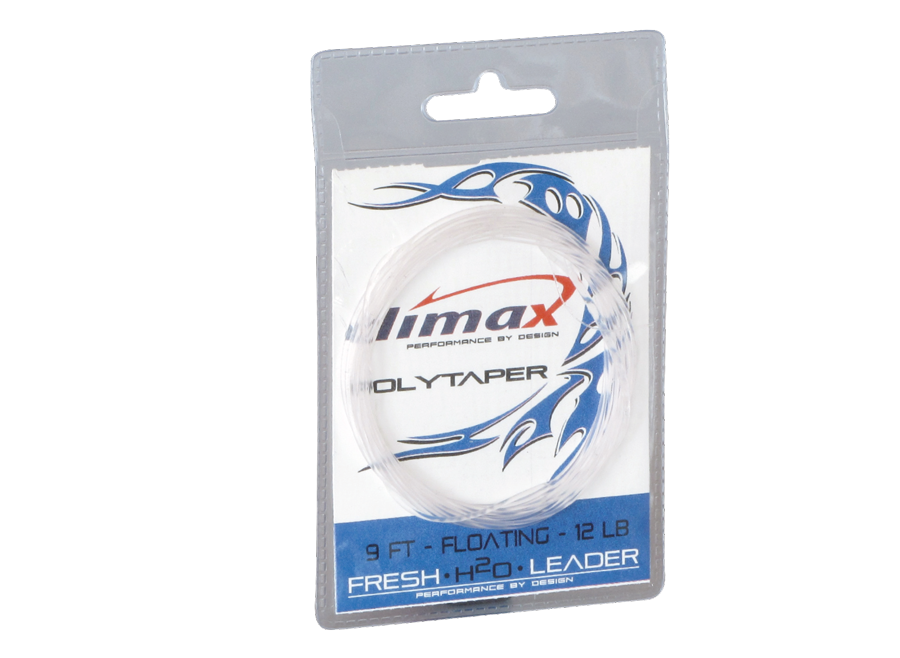 Climax Flyfishing Polytaper, schimmend, Verpackung