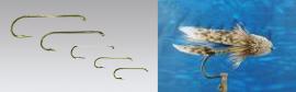 Climax Flyfishing Streamerhaken, Haken