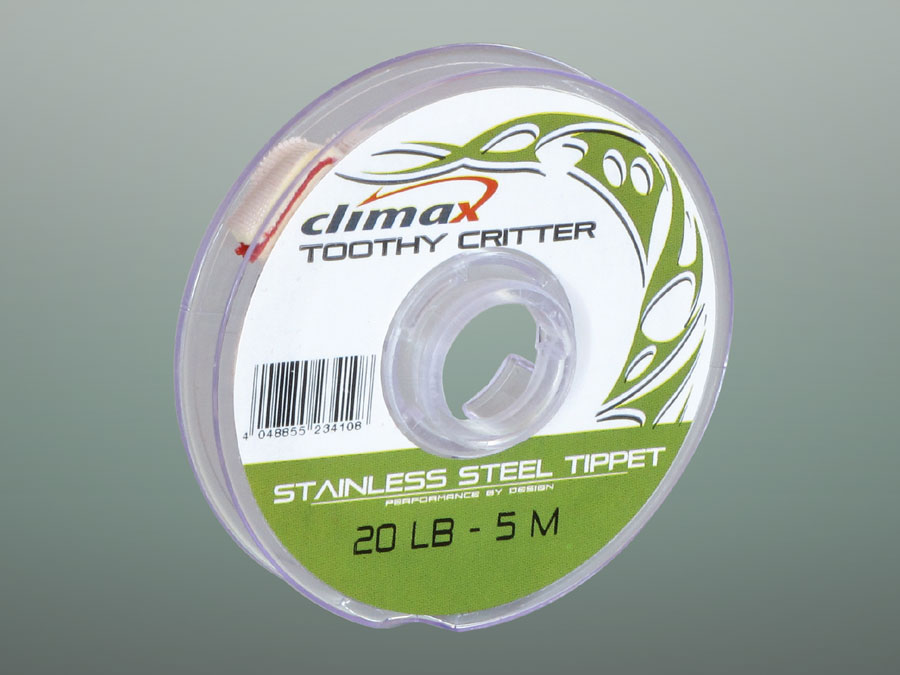 Climax Flyfishing Toothy Critter, Verpackung