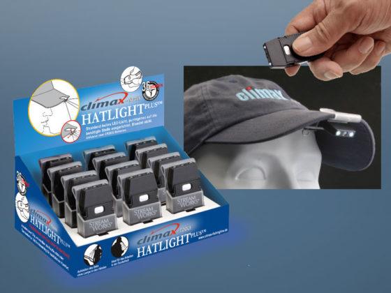 Climax Tools Hatlight, alle, Verpackung, Veranschaulichung